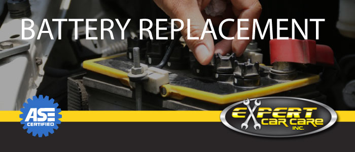 car battery replacment